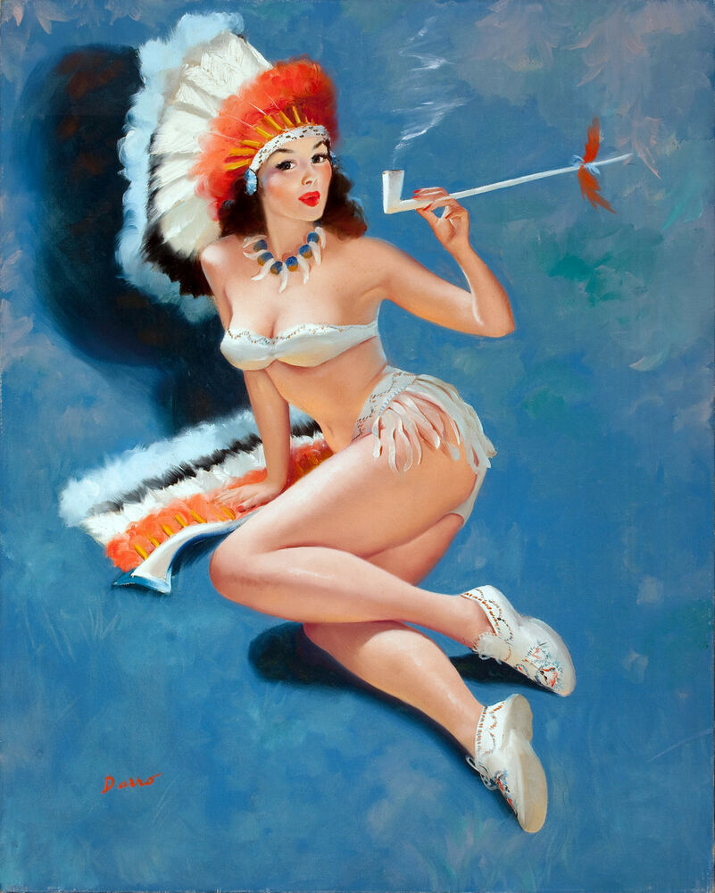 Stars African American Nude Pinups Images