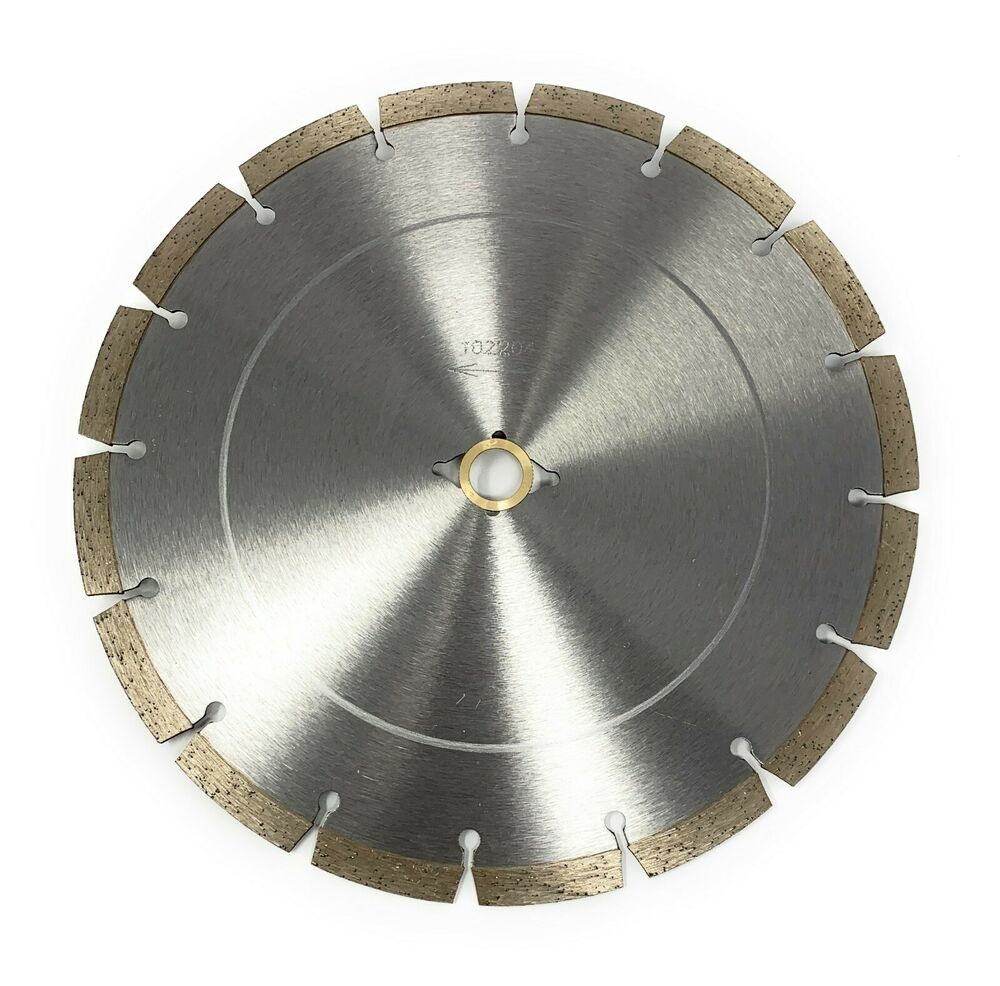10 Inch Dry Or Wet Segmented Saw Blade With 5 8 Inch Arbor