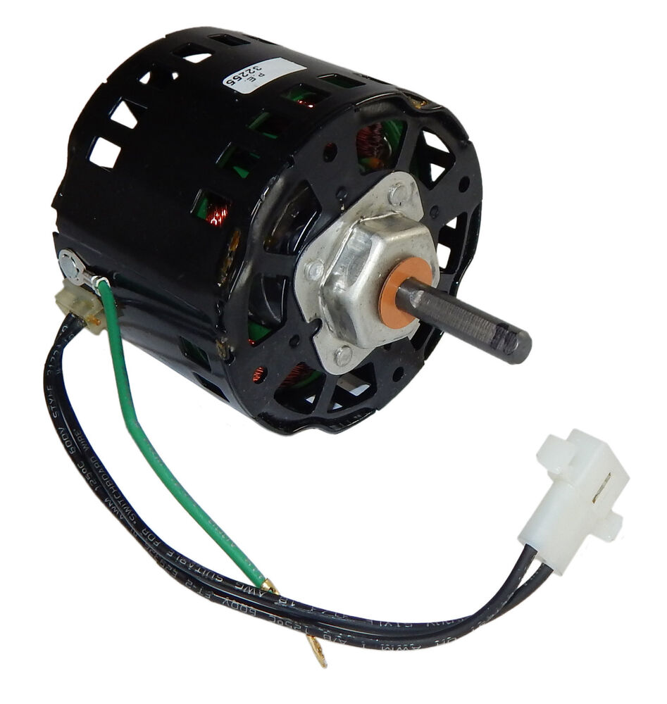 Hunter Fan Parts Amp Service : Broan replacement fan motor rpm amps v