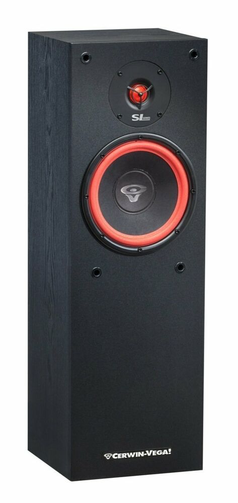 New Cerwin Vega Sl8 8 Quot Floor Standing Speaker Home Theater