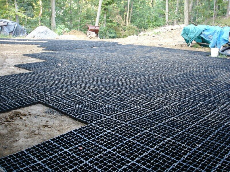 Heavy Duty Driveway Pavers : Ecogrid e cm heavy duty ground