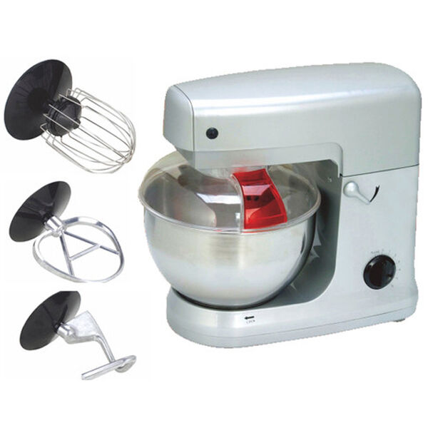 Electric Food Mixers ~ New electric fusion w watt food stand mixer bowl