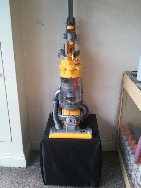 Dyson Dc15 All Floors The Ball Bagless Vacuum Cleaner