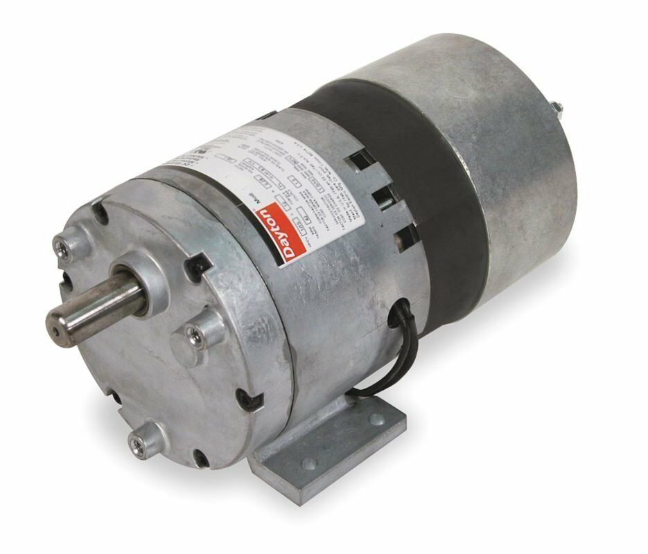 Dayton Model 1lpn1 Gear Motor 13 Rpm 1 10 Hp 115v 1l488