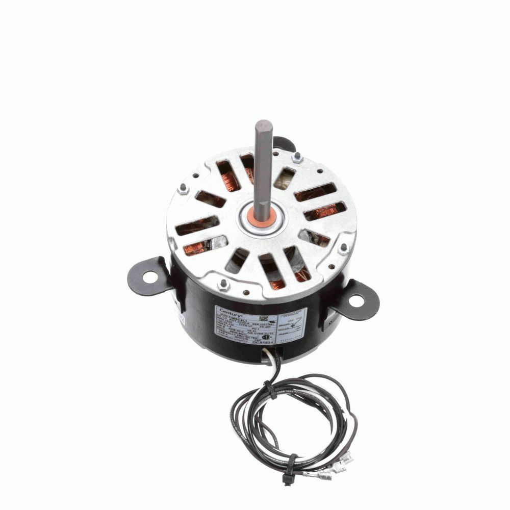 Carrier Electric Motor 1  4 Hp 1625 Rpm 1 4 Amps 230v