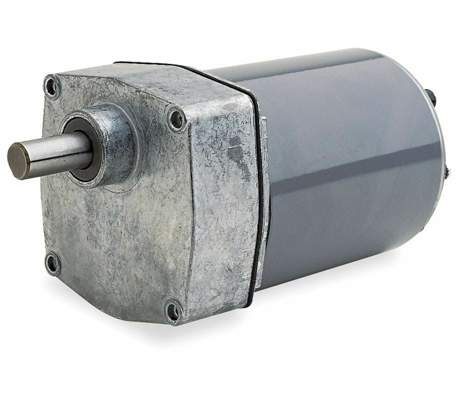 Dayton model 4z612 gear motor 124 rpm 1 25 hp 115 volts 60 for 1 20 hp electric motor