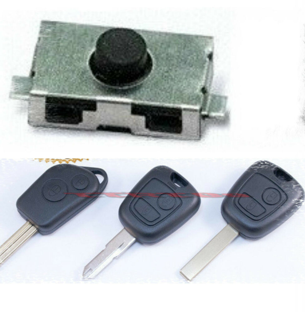 1 switch bouton de cl t l commande pour peugeot 206 307 406 citroen xsara c3 c5 ebay. Black Bedroom Furniture Sets. Home Design Ideas