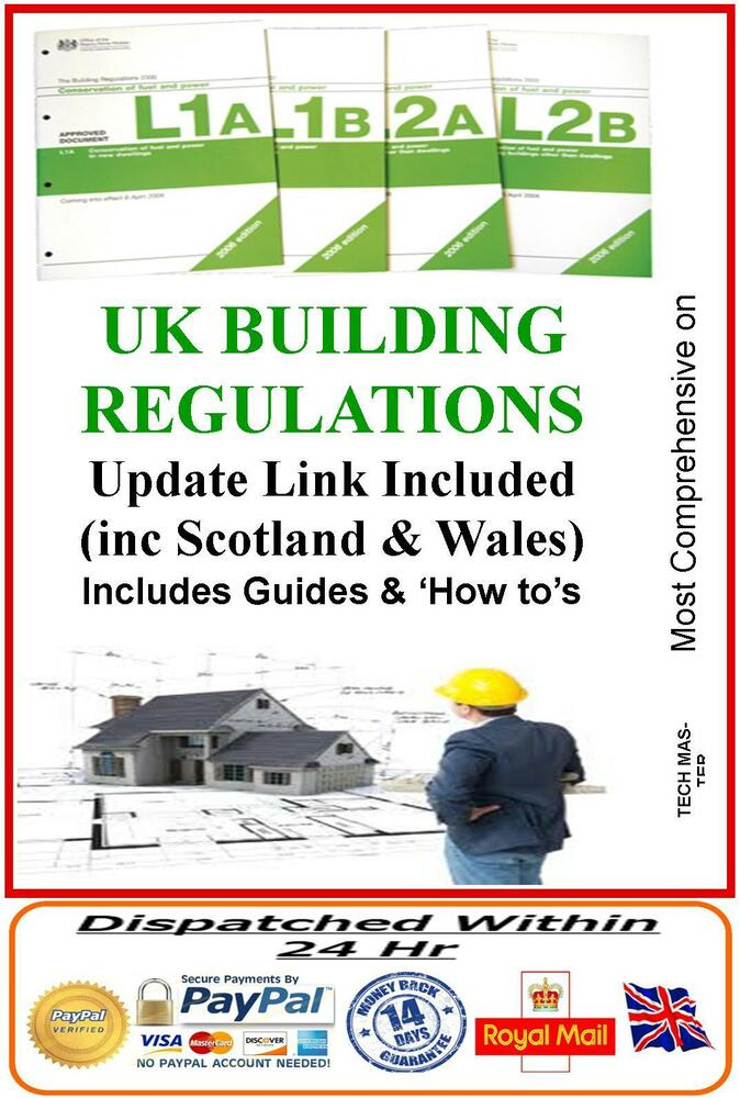 Uk building regulations comprehensive regs diy help guides for Construction rules and regulations