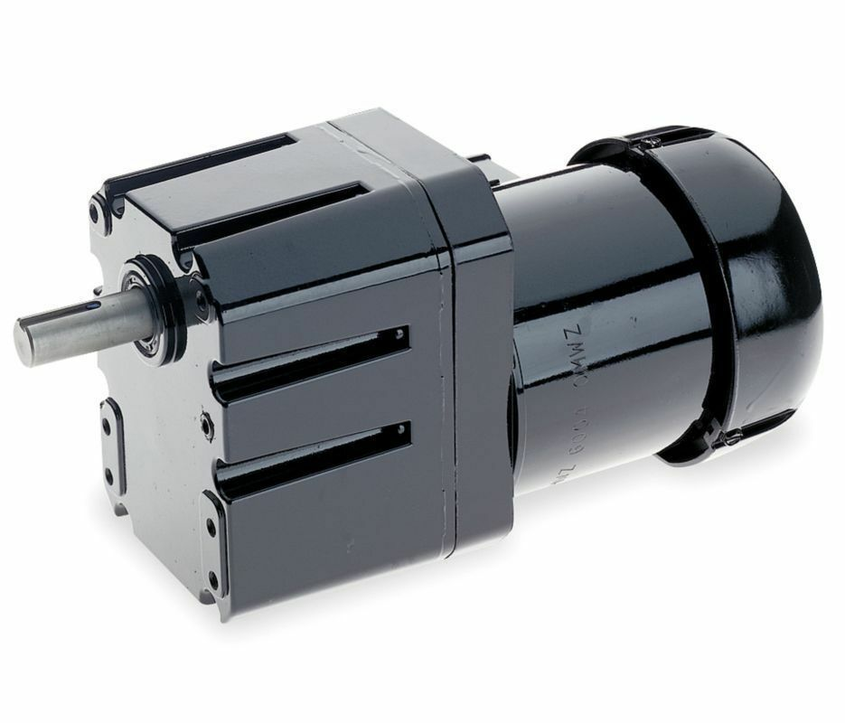 Dayton model 4zj50 gear motor 24 rpm 1 4 hp 230 volts for 4 rpm gear motor