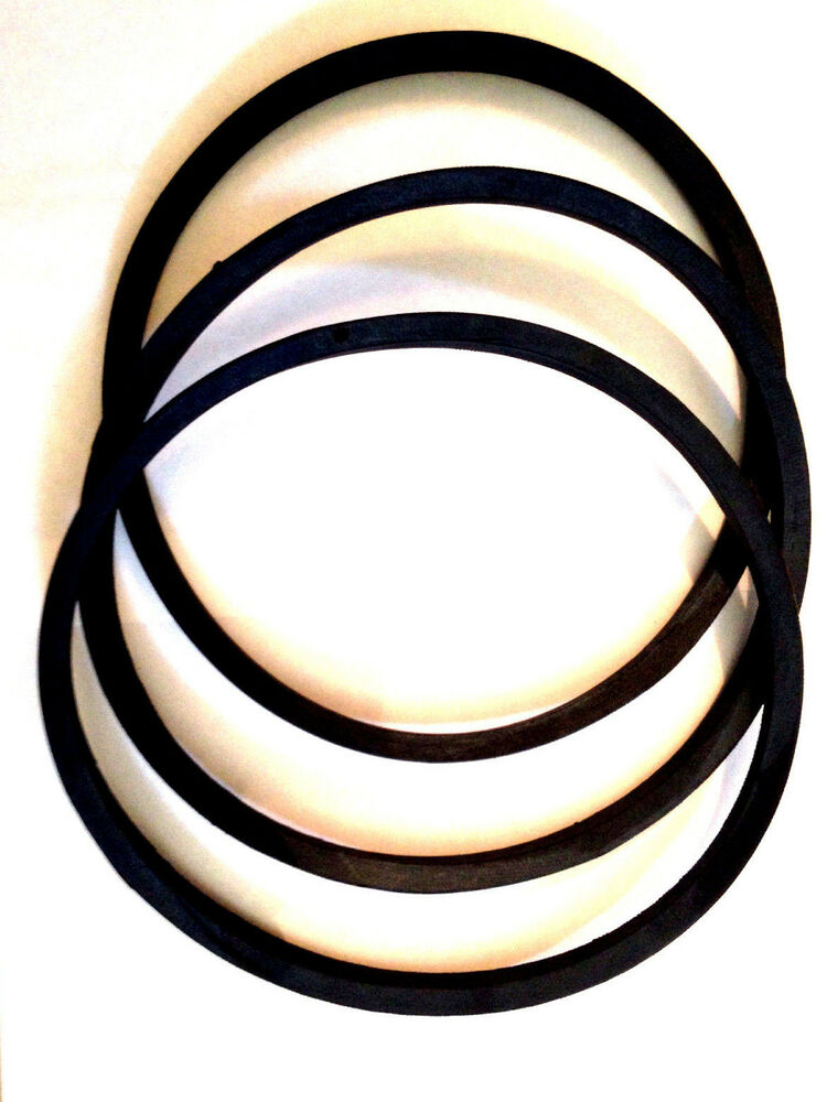 New Replacement Belt Set Of 3 Belts For Delta 49 101