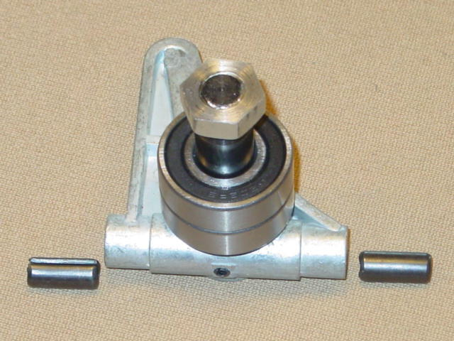 Delta 14 Quot Bandsaw Upper Wheel Shaft Amp Hinge Amp Bearings W