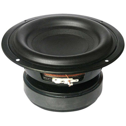"""NEW 6.5/"""" Woofer Speakers.Audio.6-1//2/"""".8 ohm.six half inch bass monitor Pair 2"""