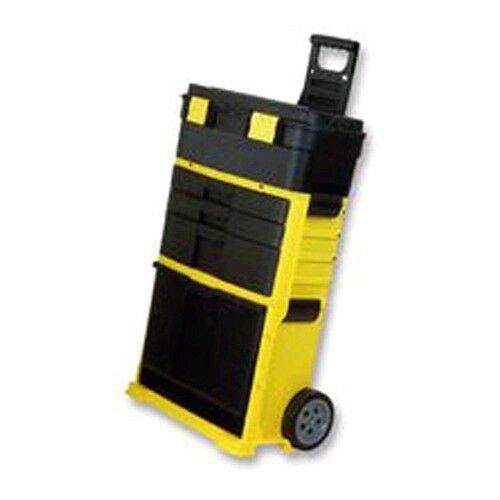 New Plastic Rolling Workshop Tool Chest Mobile Portable