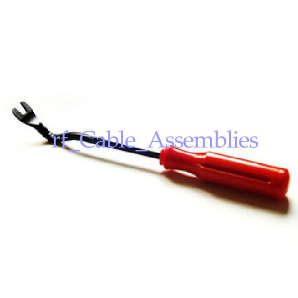 new car door panel trim and upholstery retaining clip remover puller tool hot ebay. Black Bedroom Furniture Sets. Home Design Ideas
