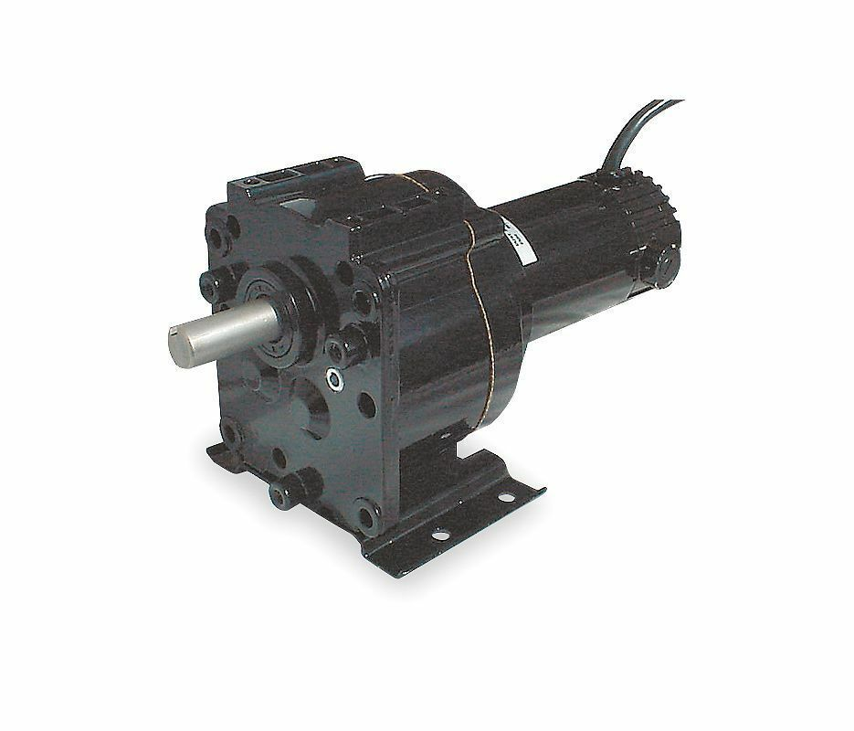 Dayton model 4z133 gear motor 34 rpm 1 20 hp 90vdc ebay for 1 20 hp electric motor