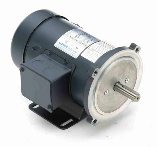 1 4 hp 1750rpm 90 volts dc 56c frame tefc leeson electric for 90 volt dc motor