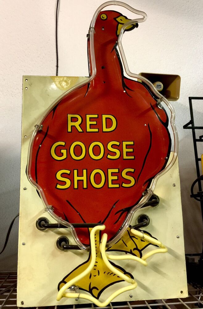 Red Goose Shoes History
