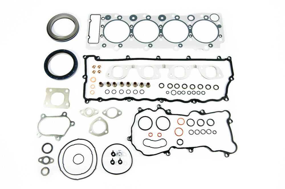 engine overhaul gasket set  isuzu 4he1