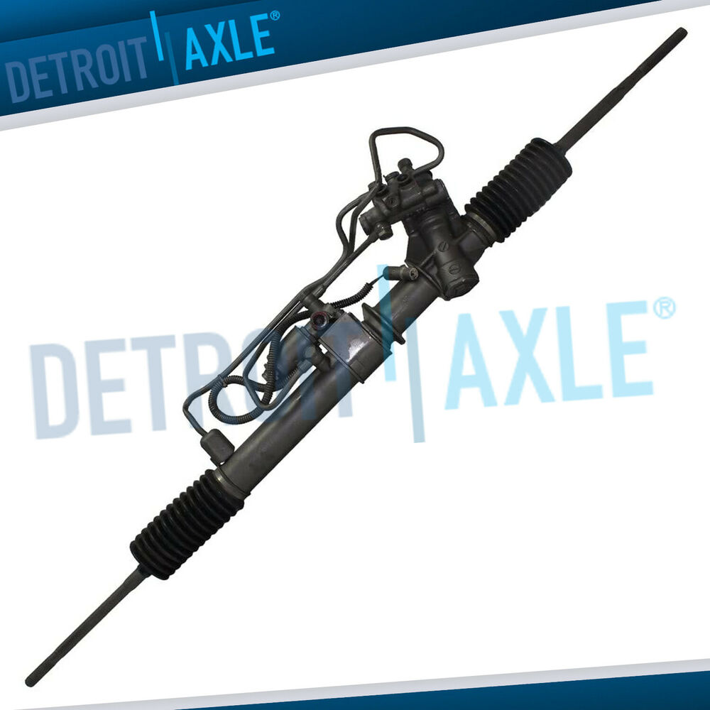 Power Steering Rack And Pinion Assembly W/ Turbo For Ford