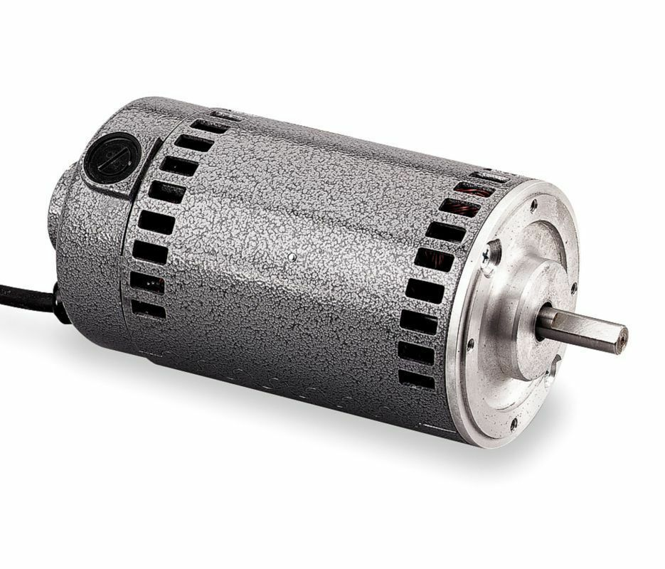 Dayton universal ac dc open motor 1 hp 10 000 rpm 115v for Ac and dc motor