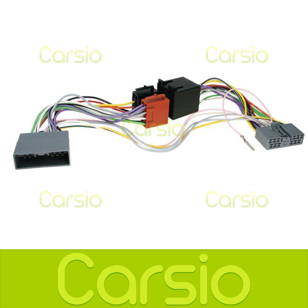 Wiring Harness Adapter Mitsubishi