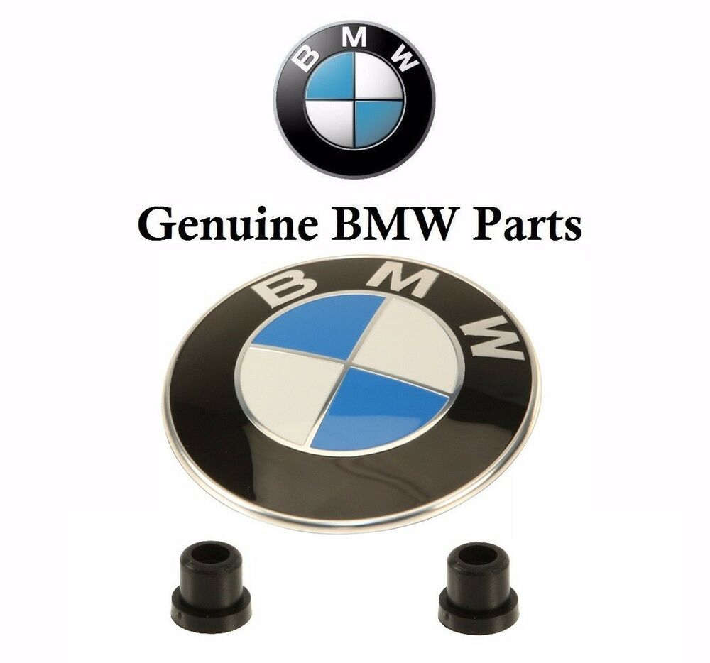 bmw e10 e30 e46 e82 e90 emblem roundel for hood w 2. Black Bedroom Furniture Sets. Home Design Ideas