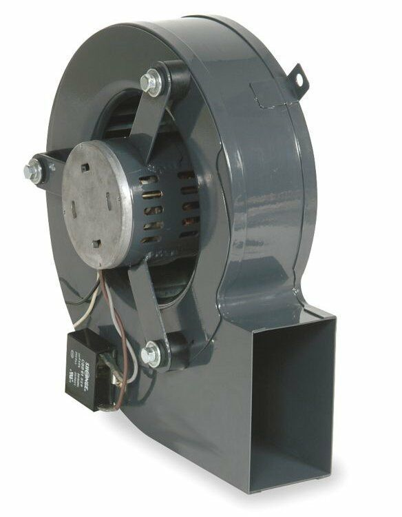 Dayton Electric Blowers : Dayton model tdr blower cfm rpm v hz