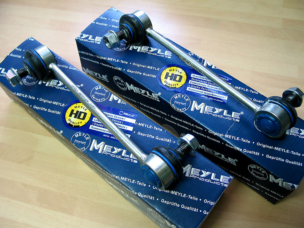 Pair Meyle Hd Anti Roll Bar Links For Vw Sharan Seat