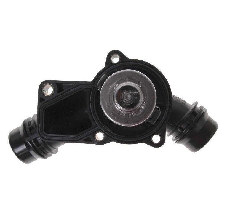 bmw e39 e46 thermostat with housing and gasket 97 deg c. Black Bedroom Furniture Sets. Home Design Ideas