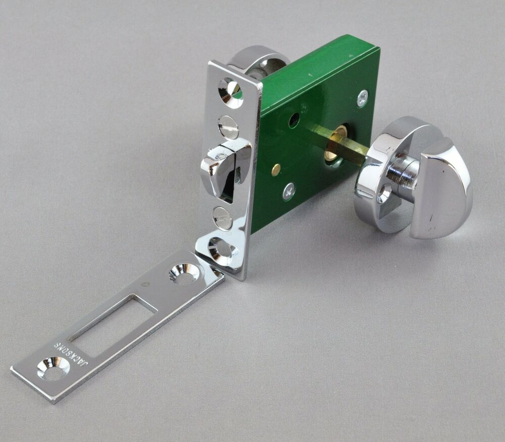 Privacy Turn Snib Quot Jacksons Quot Chrome Sliding Door Latch