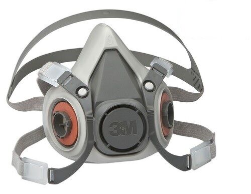 how to clean 3m respirator
