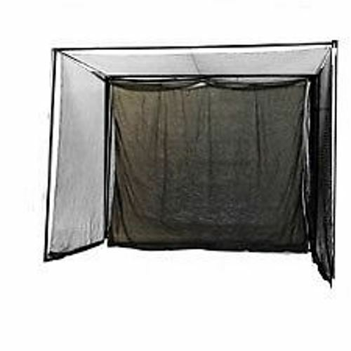 NEW 10 x 5 Indoor Golf Net Cage for Simulator.Game Room ...