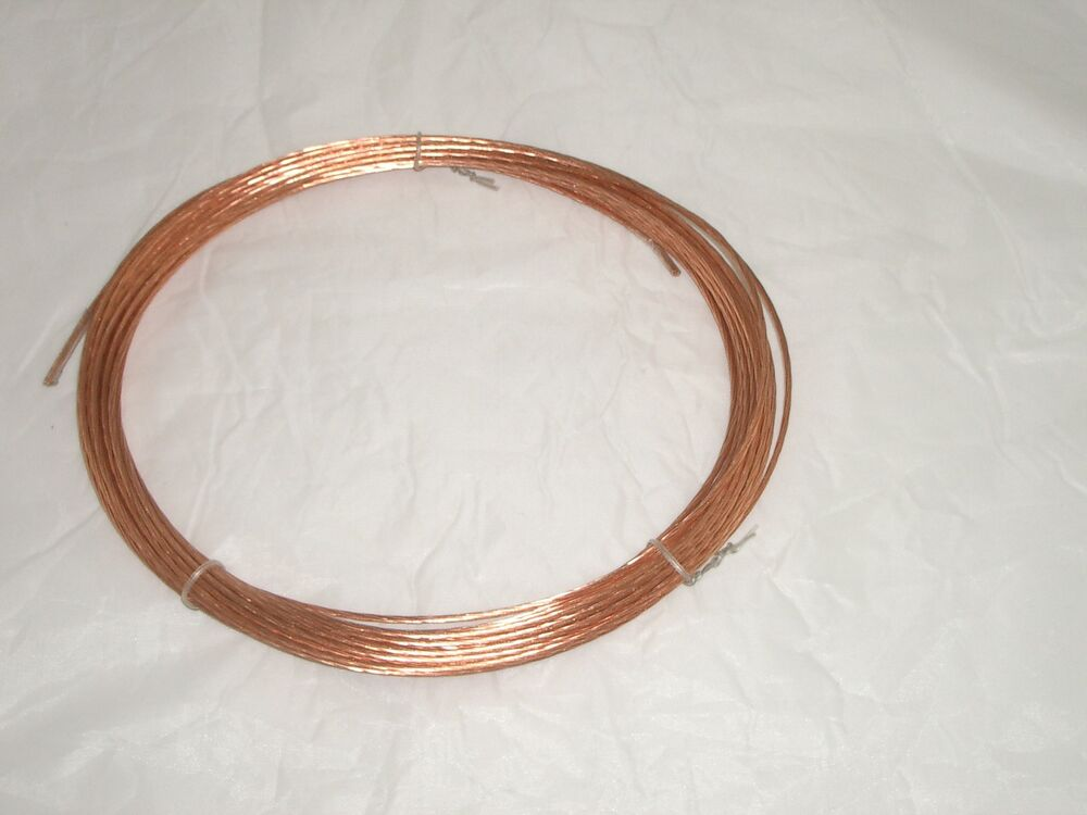 philmore 15 630 50ft 14awg copper antenna wire ebay. Black Bedroom Furniture Sets. Home Design Ideas