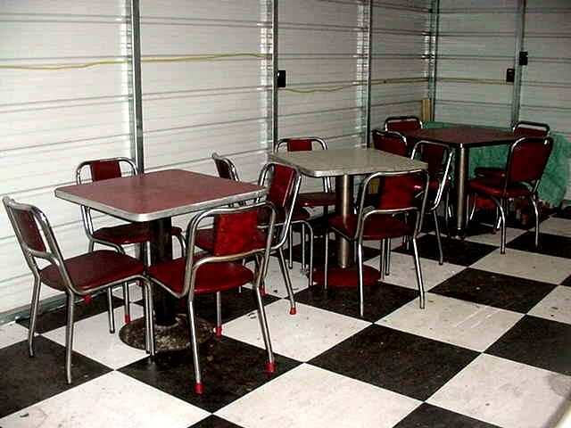 Retro Diner Furniture Ebay Home Decor Takcop Com
