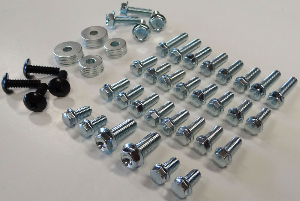 58pc Body Bolt Kit Honda Xr Xl 70 80 100 125 250 350 400