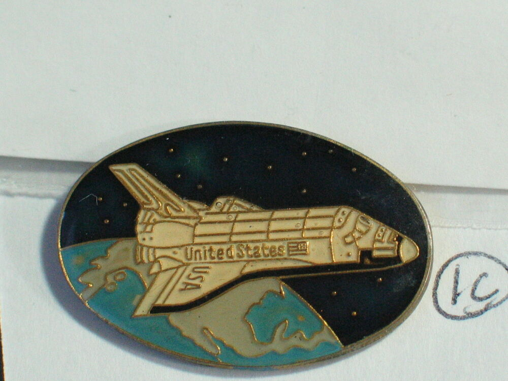 space shuttle mission pin set - photo #33
