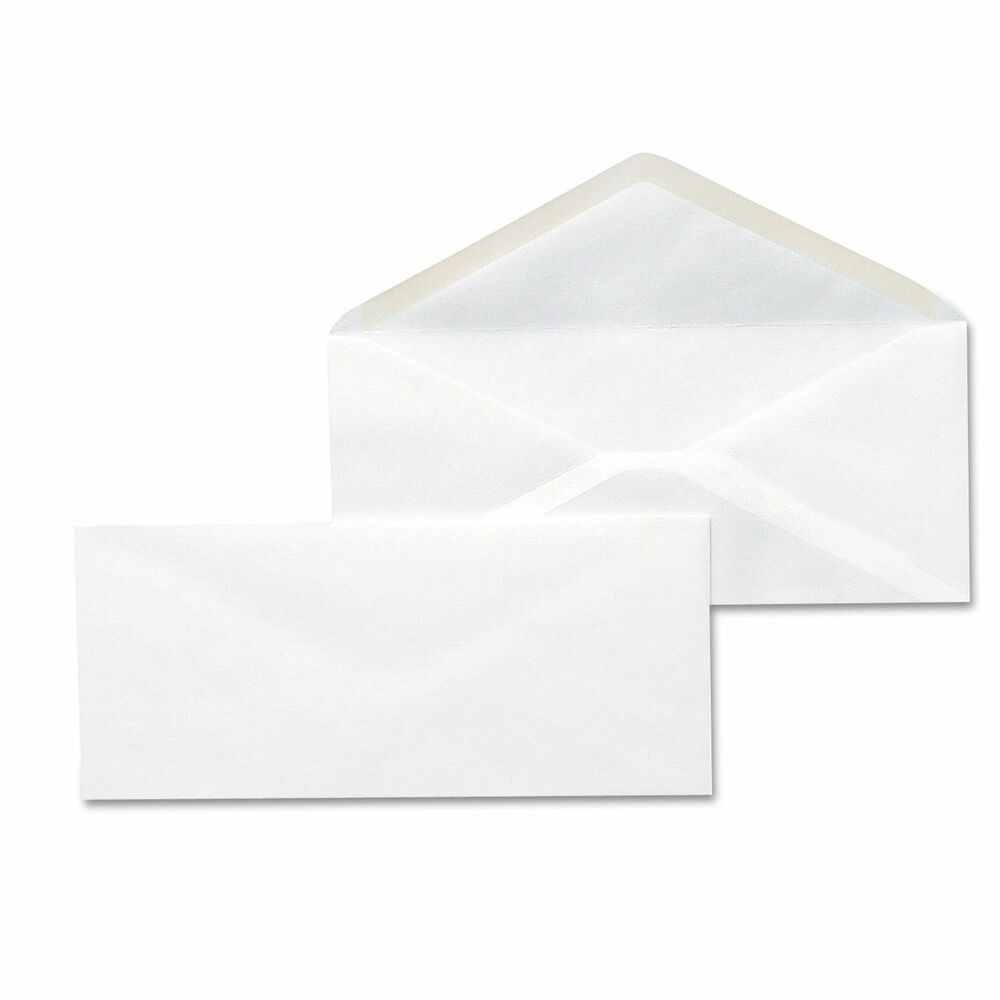 how to make a business letter envelope