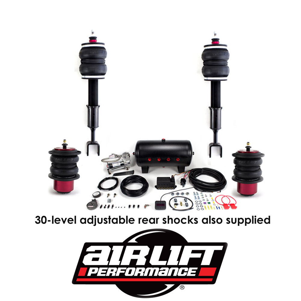audi a4 s4 rs4 b8 ch ssis air lift air ride suspension kit. Black Bedroom Furniture Sets. Home Design Ideas