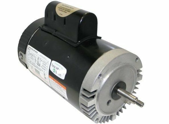 2 Hp 2 Speed 56j Frame 230v 2 Speed Swimming Pool Motor