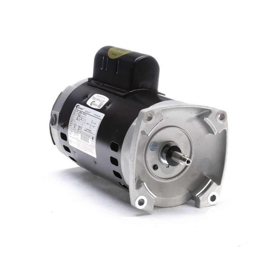 2 Hp 3450 Rpm 56y Frame 230v Square Flange Pool Motor