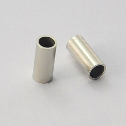 Pcs metal crimp sleeve ferrule tube tubing for rg
