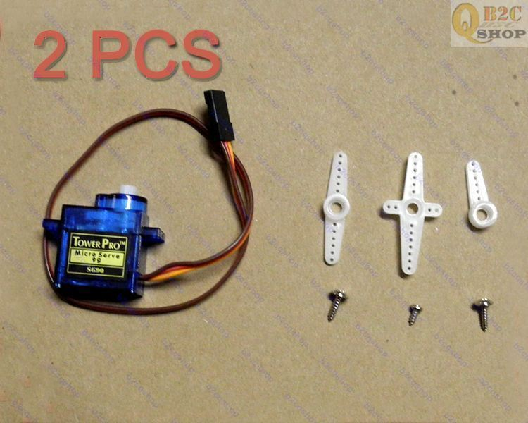 Sg g servo helicopter airplane model control rc