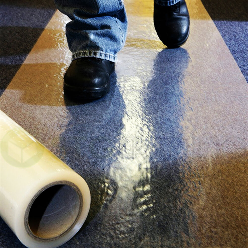 Amazon.com: plastic carpet protector film