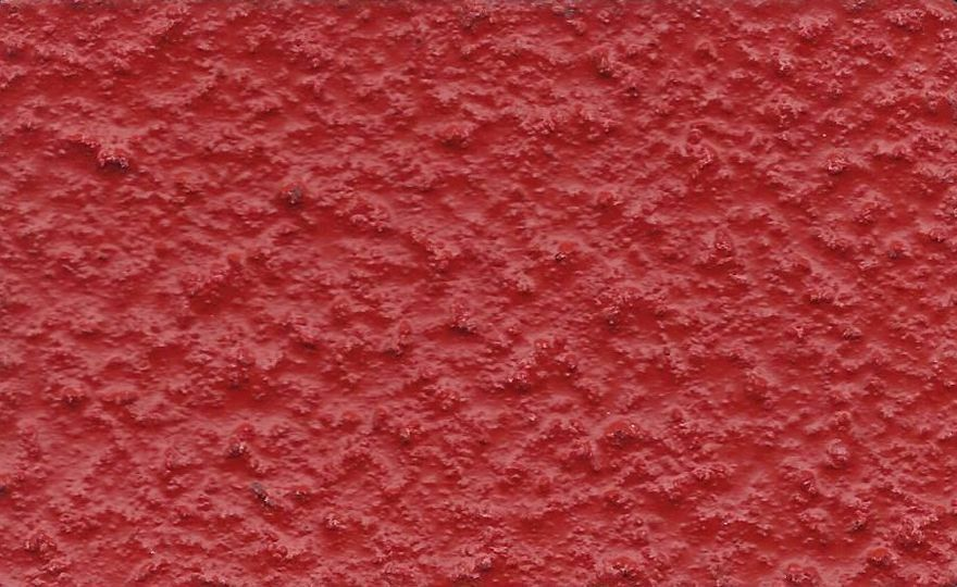 ... Textured-Non Slip Coating, Bedliner, Deck Paint for Boats-BRIGHT RED