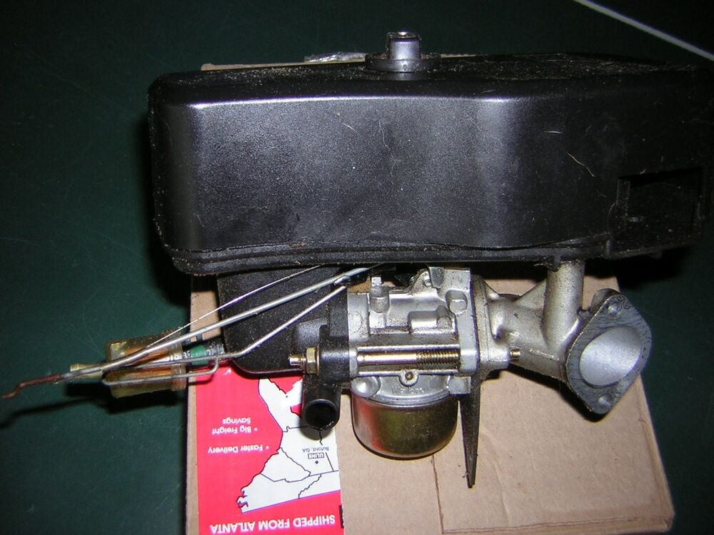 Walbro Lmt Carburetor For 10 Hp Briggs Snapper Mower