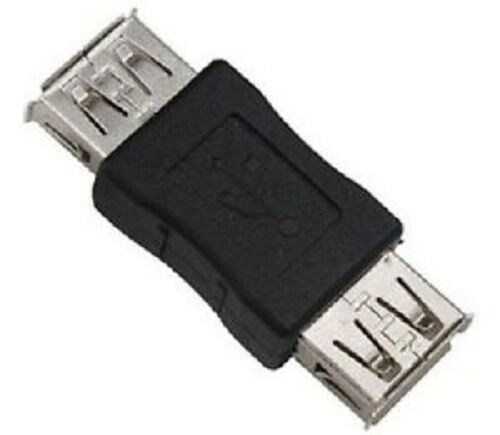 usb 2 0 a female to a female coupler converter adapter