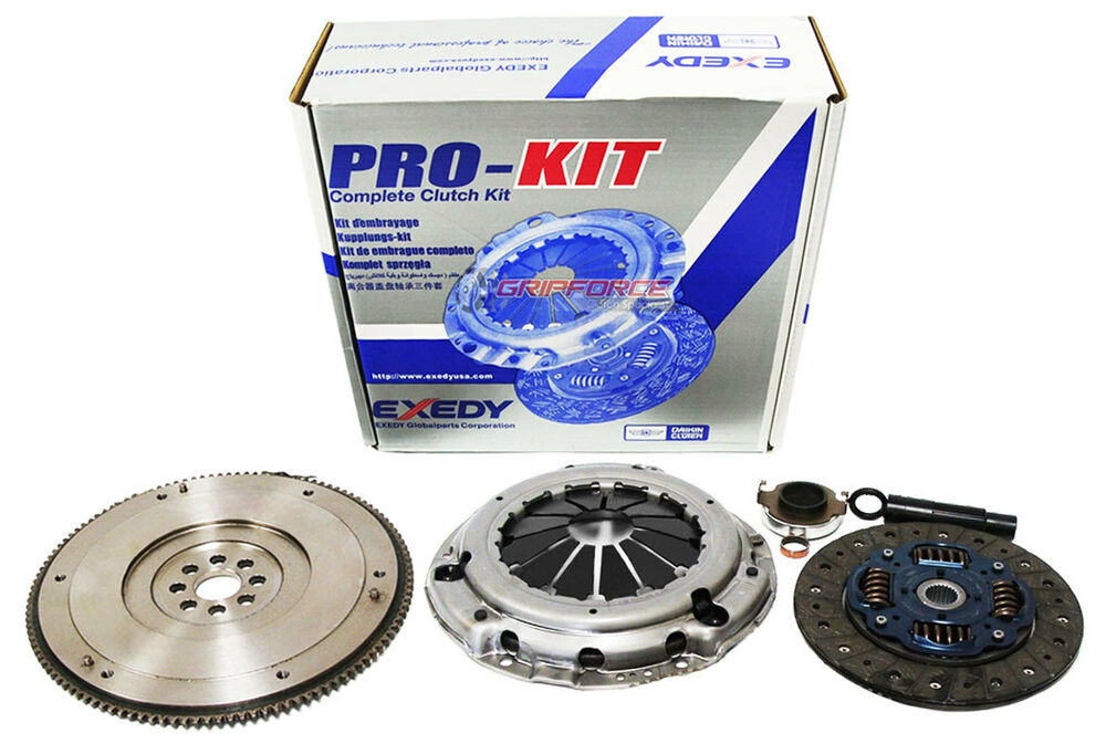 EXEDY CLUTCH PRO-KIT+FLYWHEEL SET 2004-2007 ACURA TSX 2.4L K24 6 SPD | eBay
