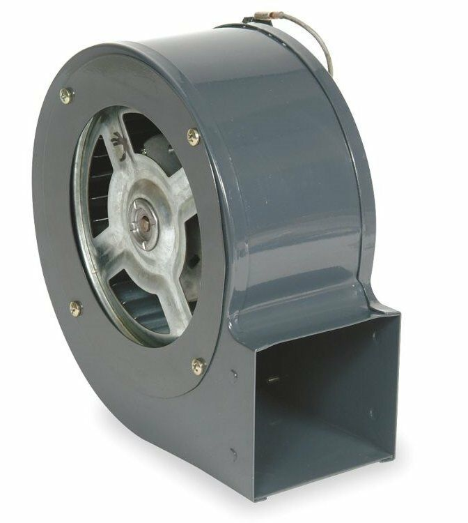 Dayton Industrial Fans And Blowers : Dayton model tdp blower cfm rpm v hz