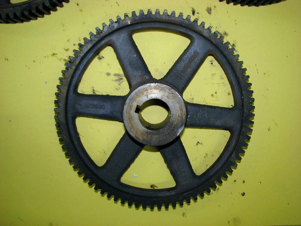 History Of Pulleys And Gears : Browning ncs gear pulley maysville ky