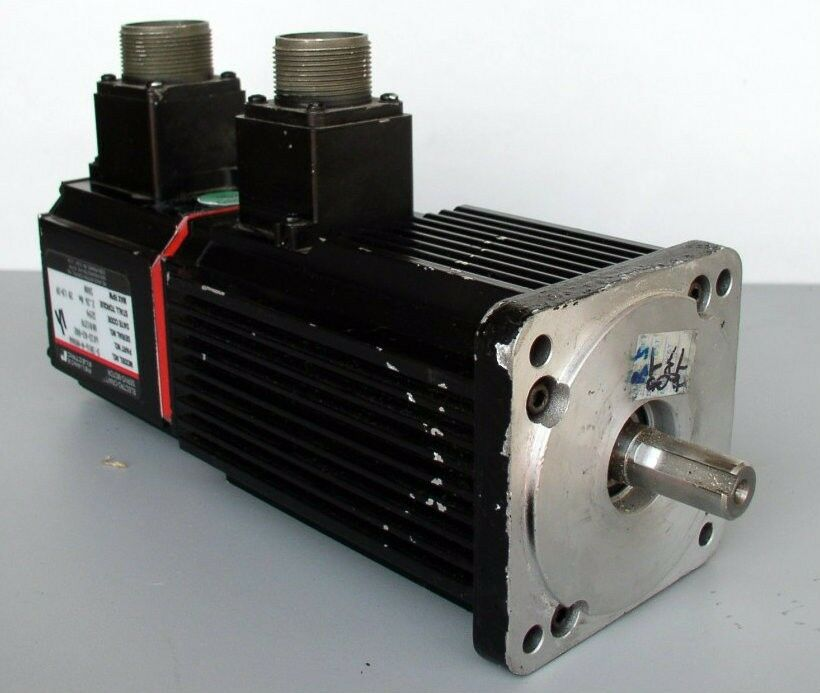 Reliance Electric Electro Craft Servo Motor 6033 03 802 Ebay